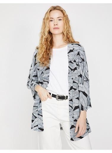 Koton Kimono Siyah